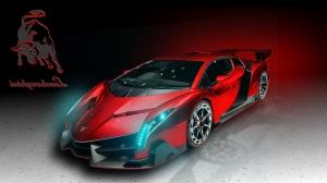 Lamborghini Red Cars Wallpaper