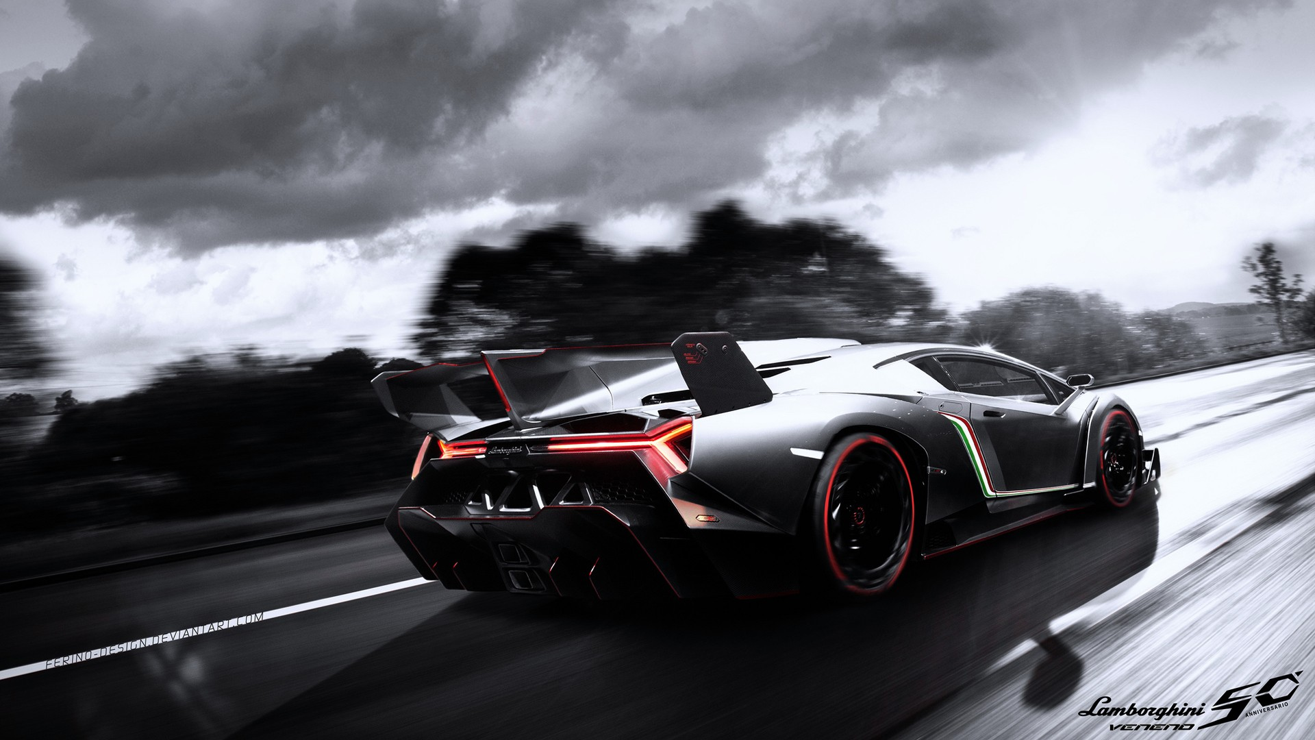Lamborghini Veneno Wallpaper Desktop