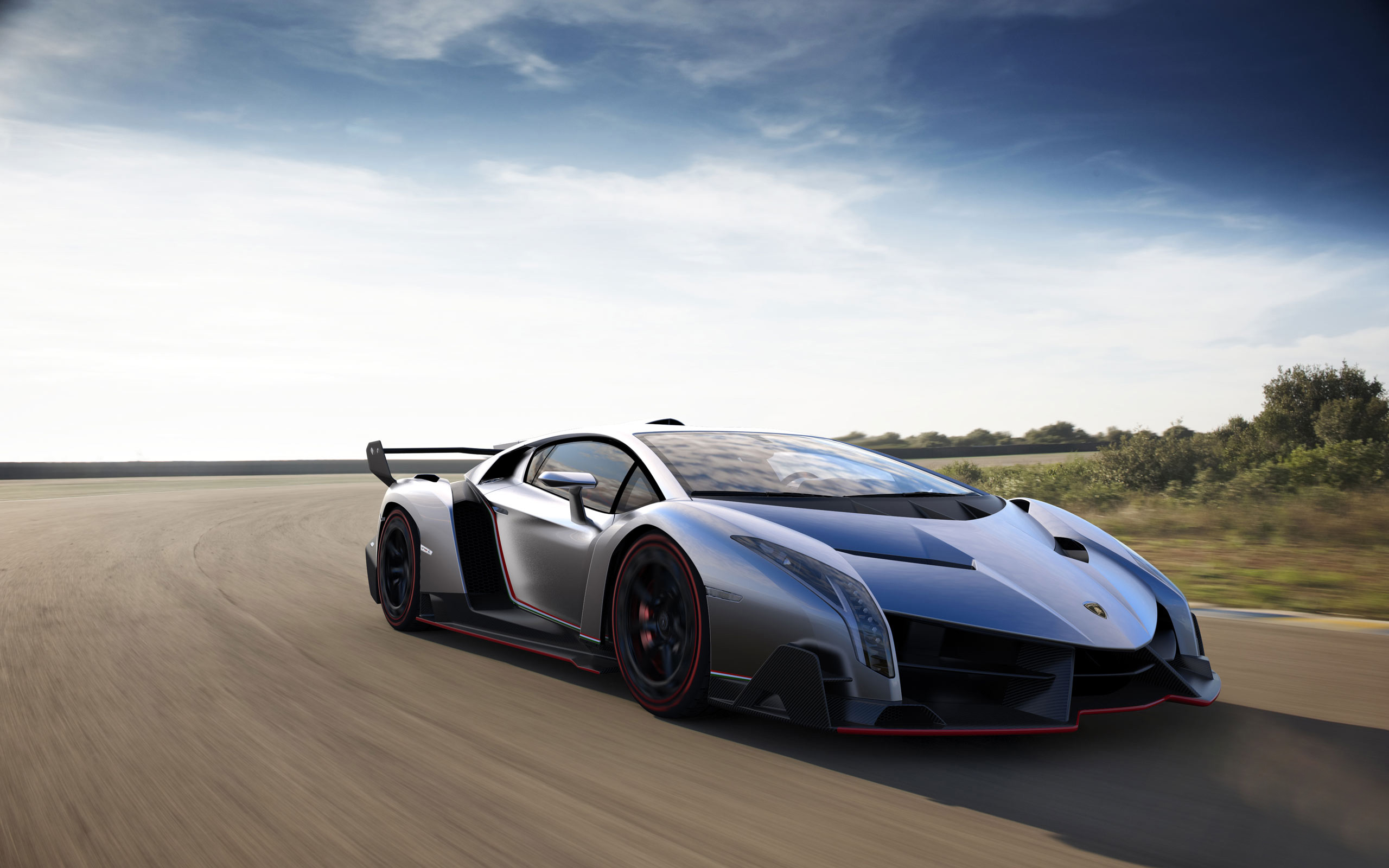 Lamborghini Veneno Wallpaper High Definition