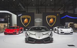 Lamborghini Veneno Wallpaper High Resolution