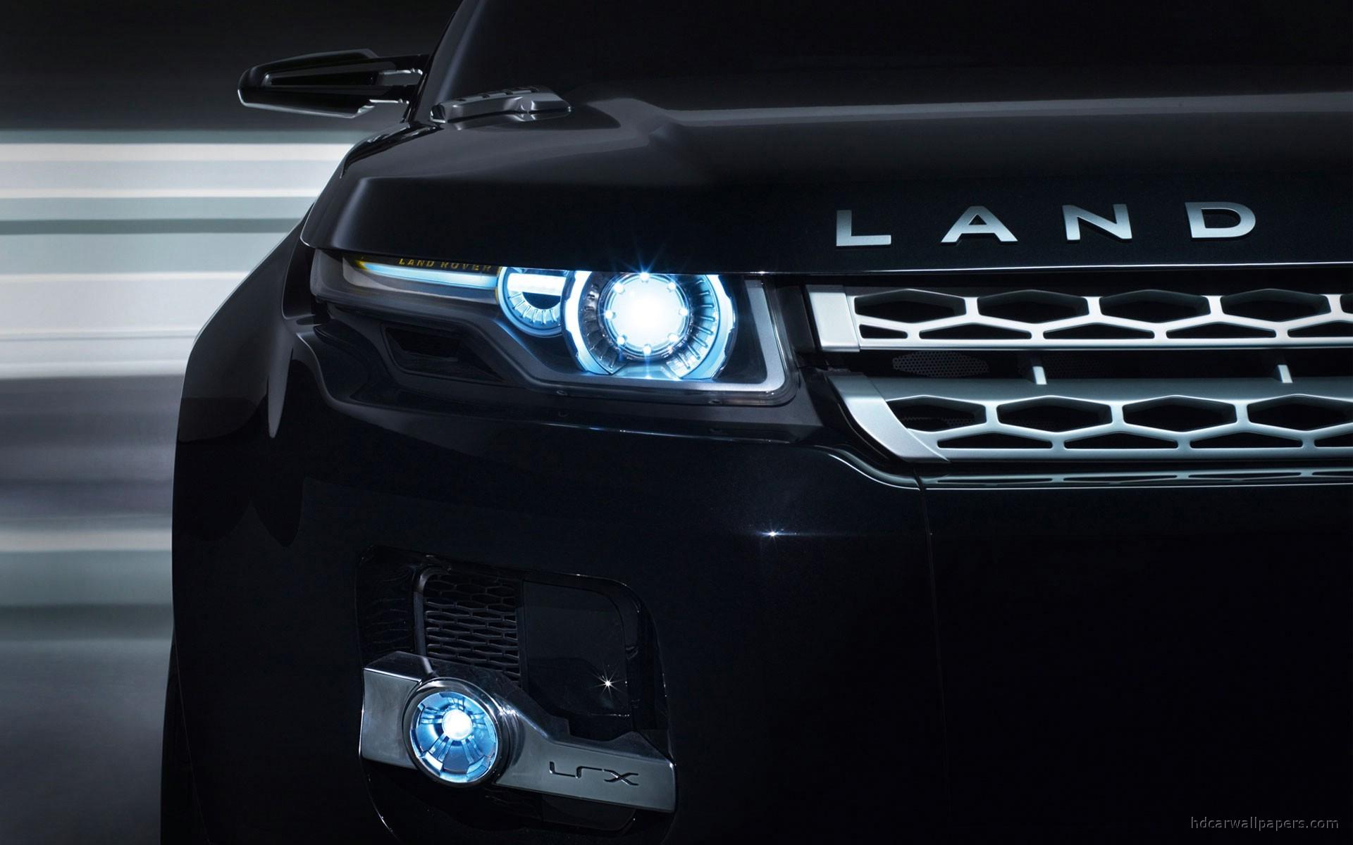 Land Rover LRX Concept Wallpaper HD