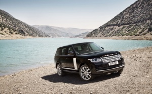 Land Rover Range Wallpaper Widescreen