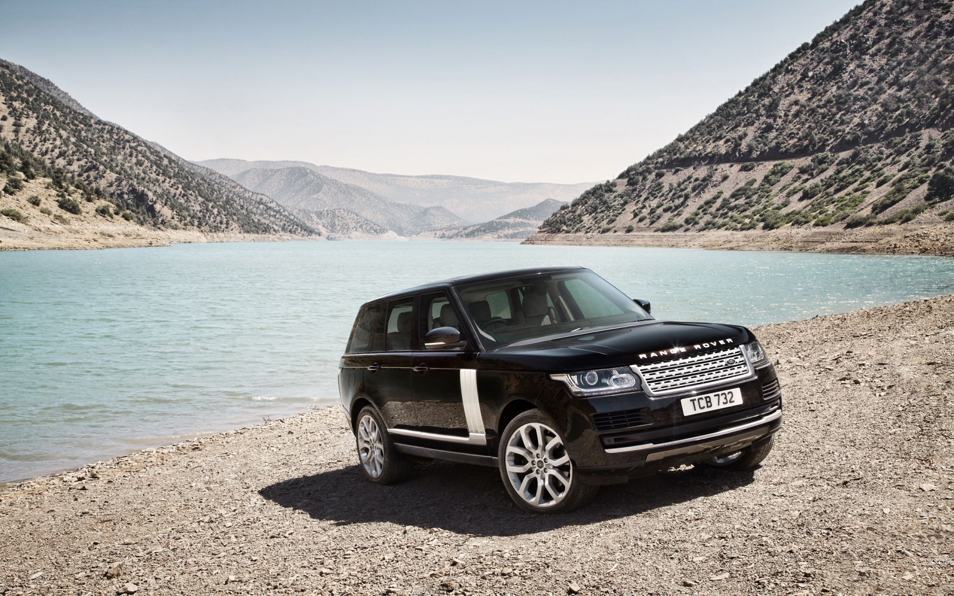 Land Rover Range Wallpaper Widescreen