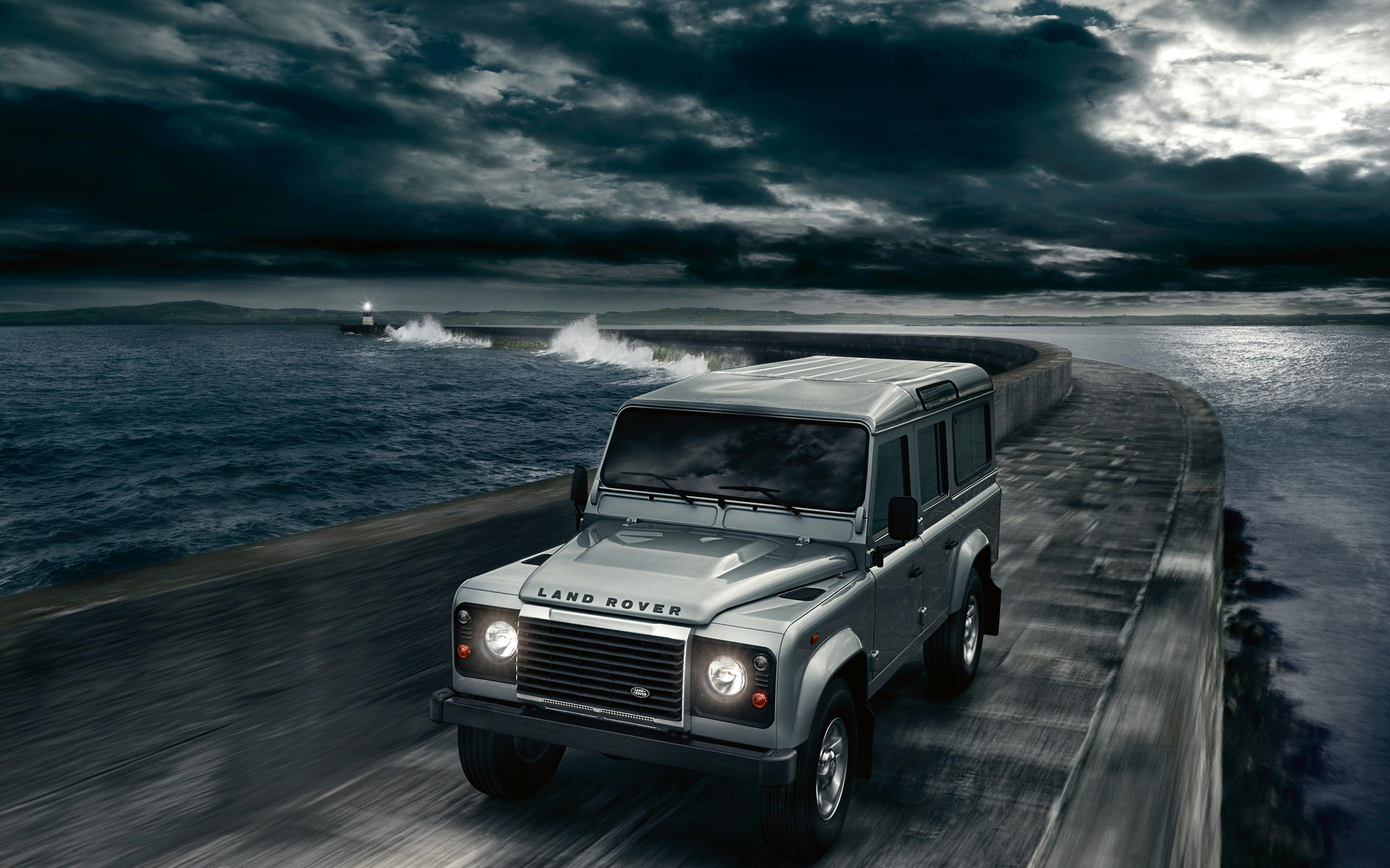 Land Rover Wallpaper Image Picture