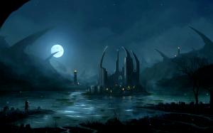 Landscape Fantasy Wallpaper HD