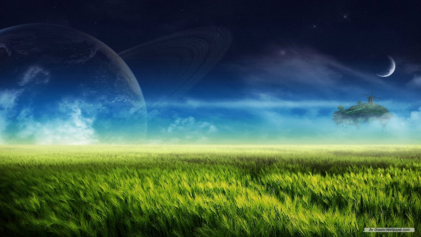 Landscape Wallpaper PC Computer 1366×768