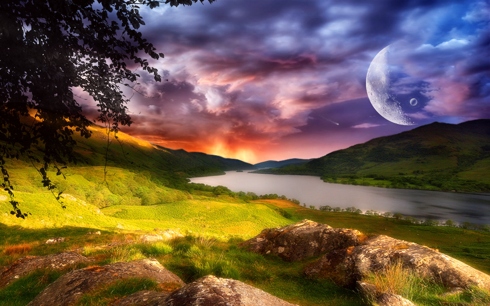 Landscape Wallpaper PC Desktop