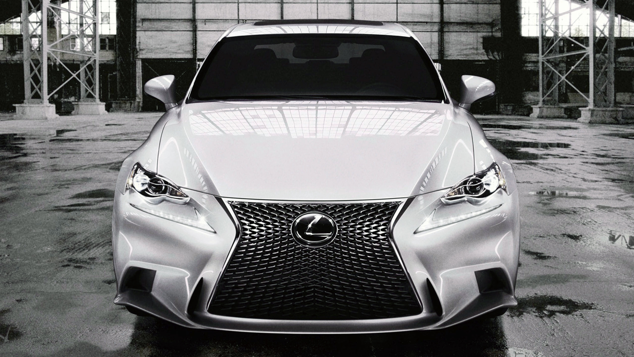 Lexus ISF Wallpaper Picture HD