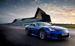 Lexus LFA Wallpaper HD Backgrounds