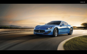 Maserati Costom Wallpaper HD