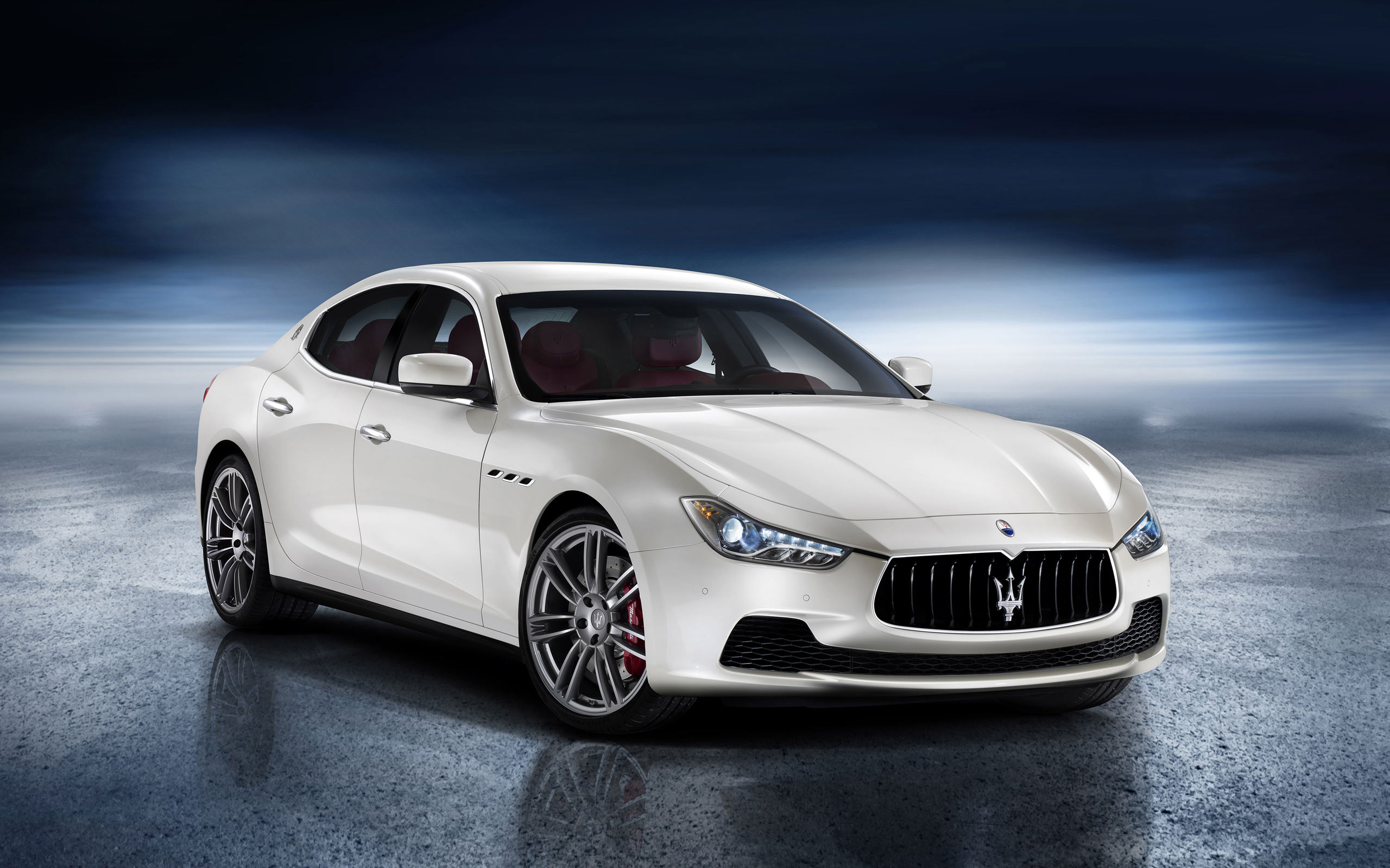 Maserati Ghibli Wallpaper HD