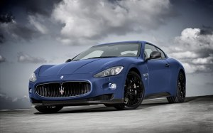 Maserati Granturismo Wallpaper HD Backgrounds