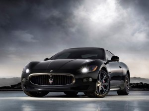 Maserati Wallpaper Costom Modification
