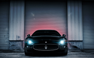 Maserati Wallpaper PC Desktop