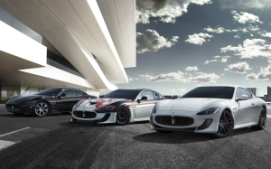 Maserati Wallpaper Widescreen Amazing Cars
