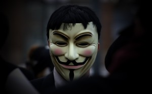 Mask Anonymous Wallpaper Free Download HD