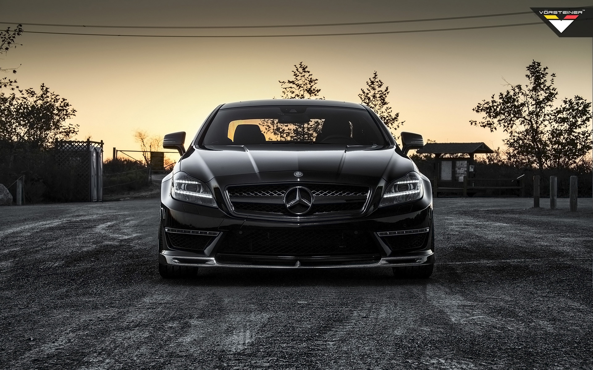 mercedes cl wallpaper hd