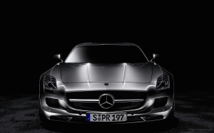 Mercedes Benz Wallpapers SLS Amg