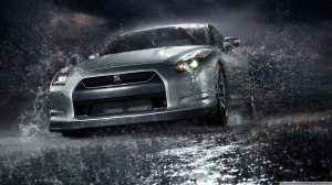 Nissan GTR Wallpaper Background HD