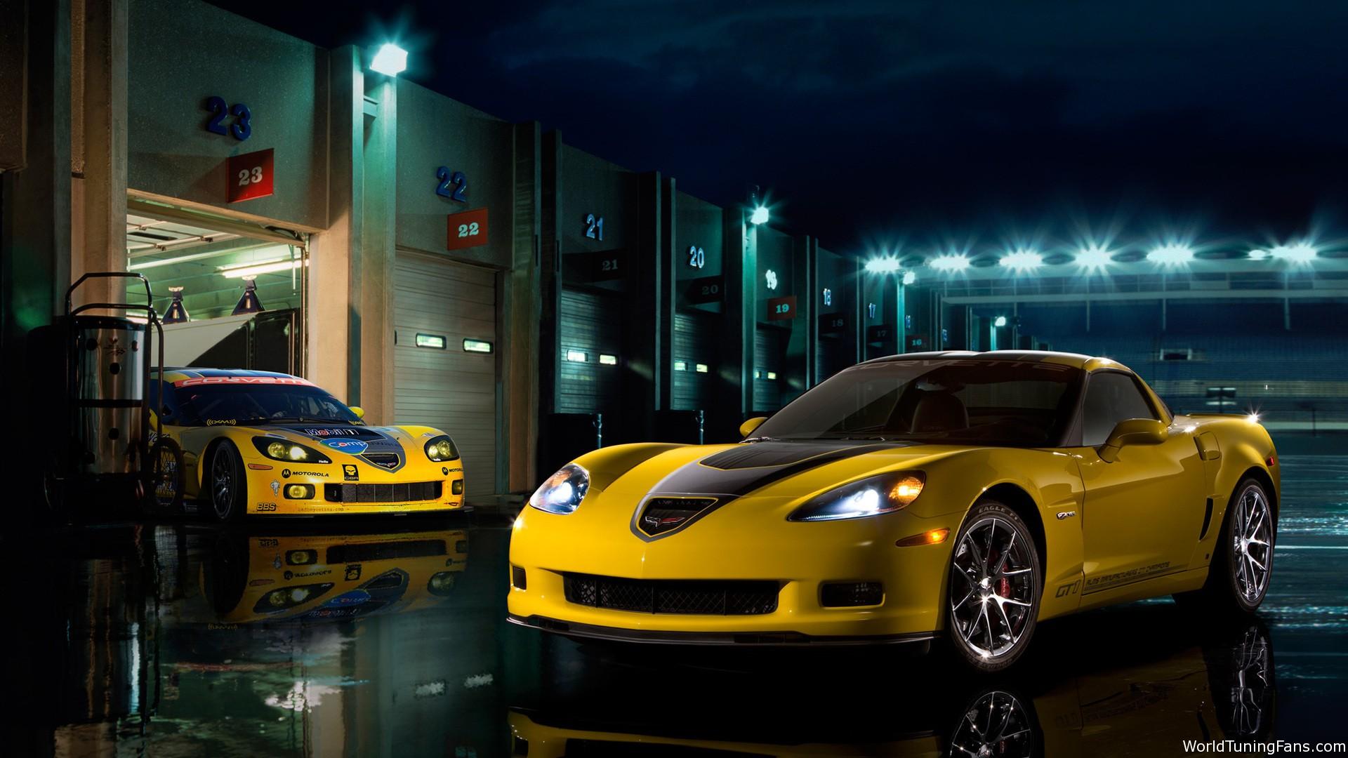 Photos Chevrolet Sport Cars Wallpaper