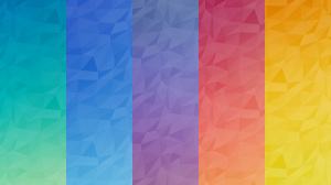 Polygon Background Widescreen 1080p