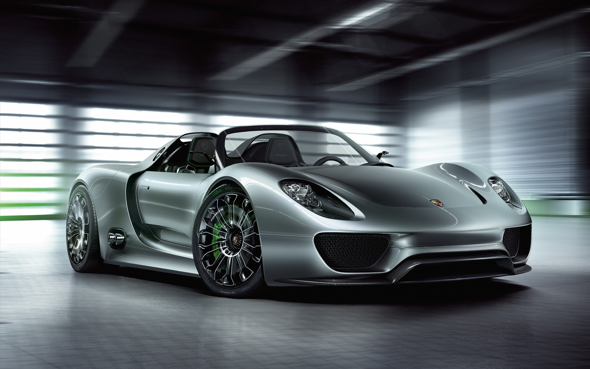 Porsche 918 Spyder Wallpaper HD