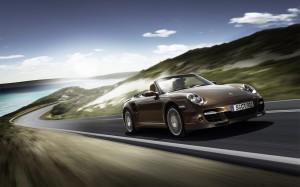 Porsche Turbo Wallpaper HD