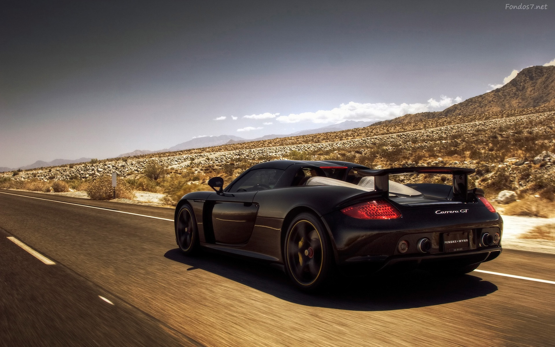 Porsche Wallpaper Widescreen HD