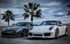 Porsche Wallpaper Windows HD