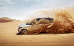 Range Rover Wallpaper Image Picture