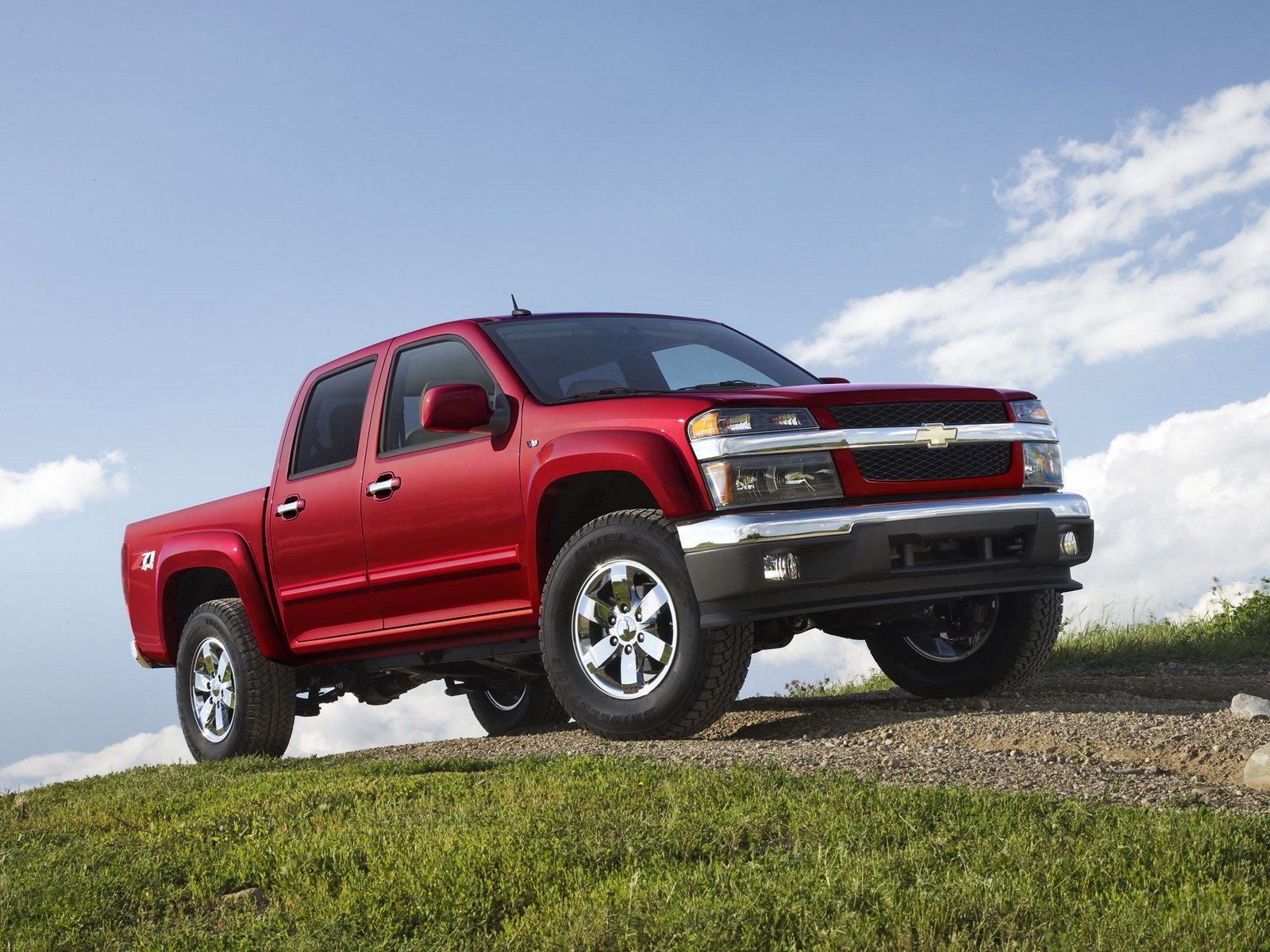 Red Chevrolet Colorado Wallpaper Photos