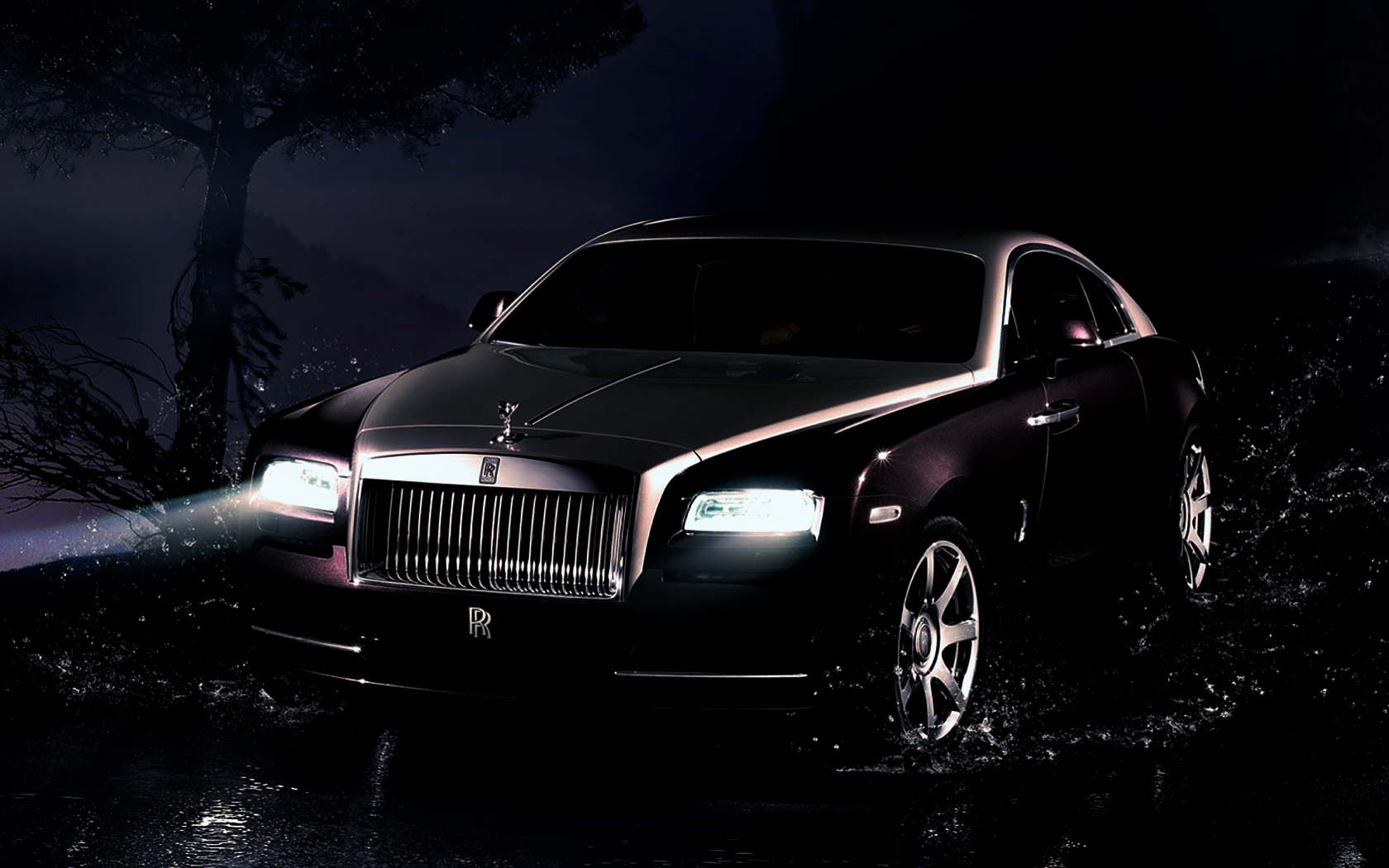 Rolls Royce Wallpaper Image Picture