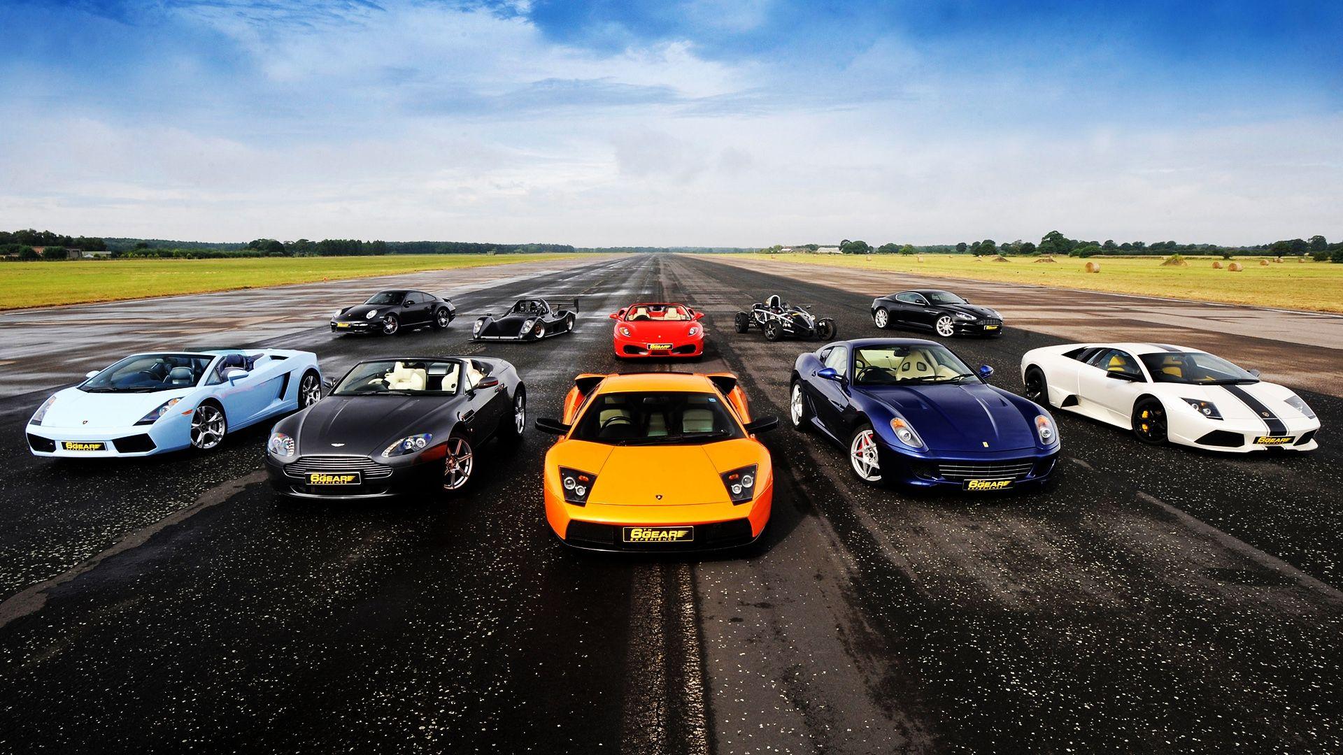 Sport Cars Wallpaper HD Desktop