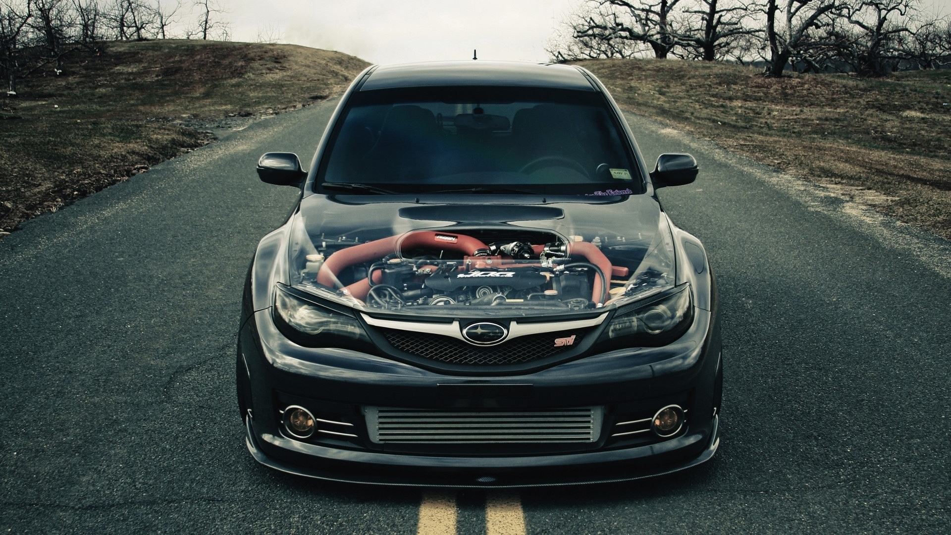 Subaru Impreza Wallpapers HD