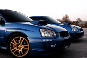 Subaru WRX Wallpaper High Resolution