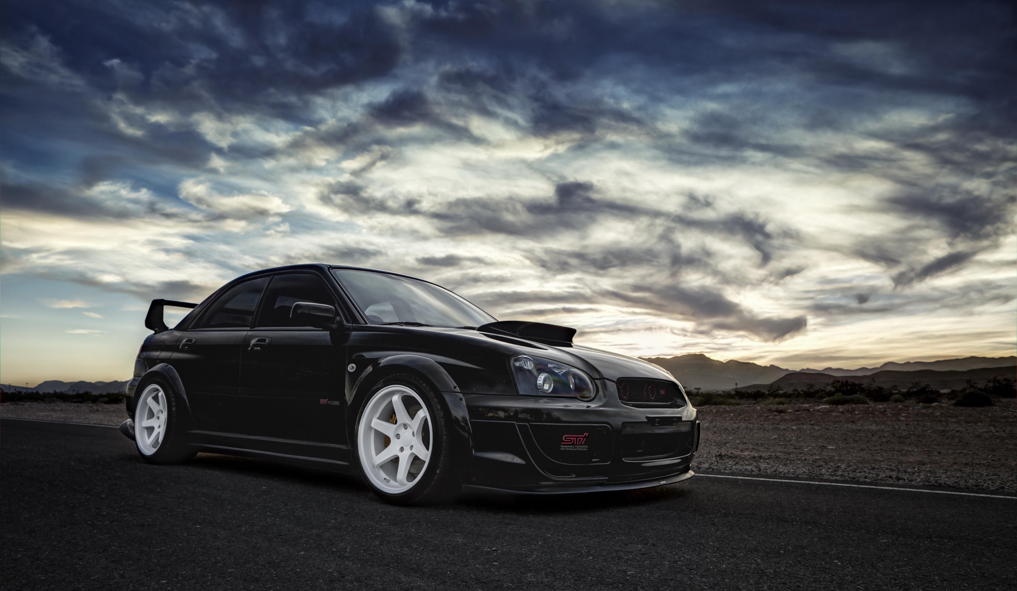 Subaru WRX Wallpaper Image Picture