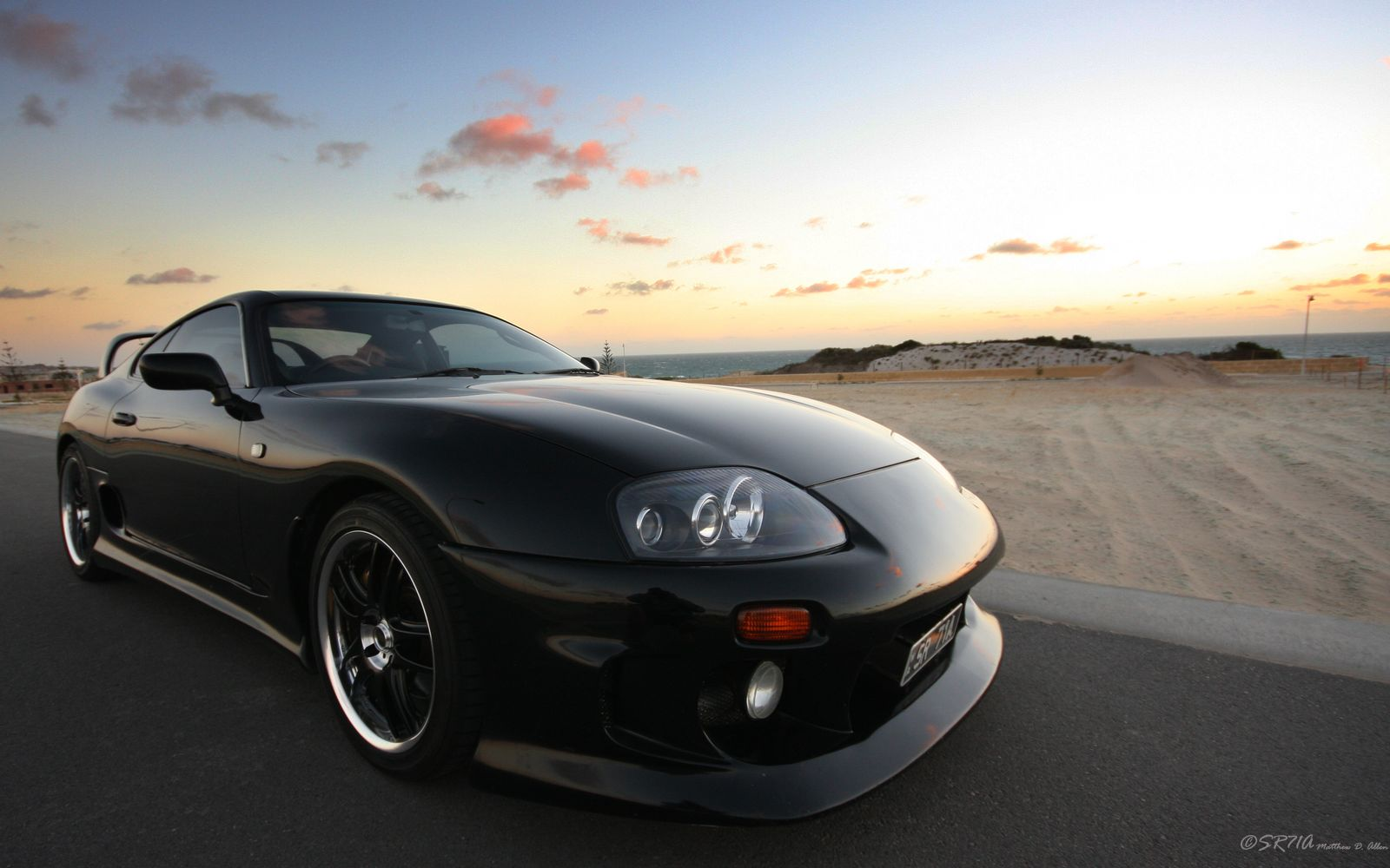 Toyota Supra Wallpaper HD