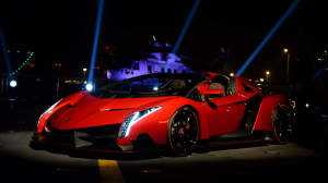 Veneno Roadster Wallpaper HD Desktop