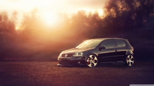 Volkswagen Wallpaper 1366x768