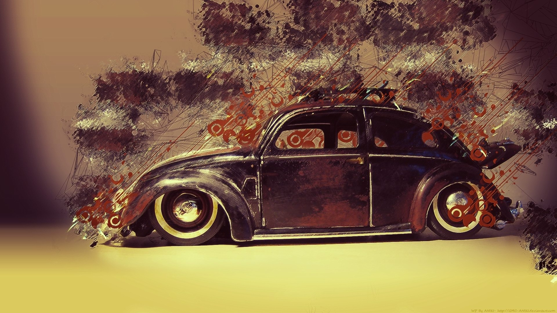 Volkswagen Wallpaper Beetle