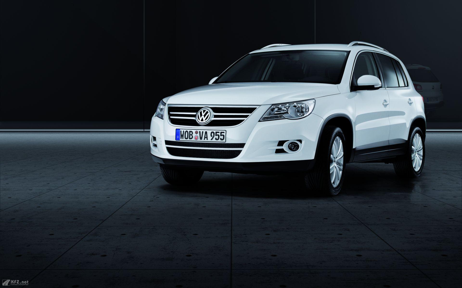 Volkswagen Wallpaper HD White
