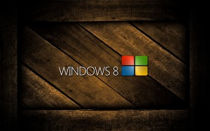 Windows 8 Wallpaper Wood HD