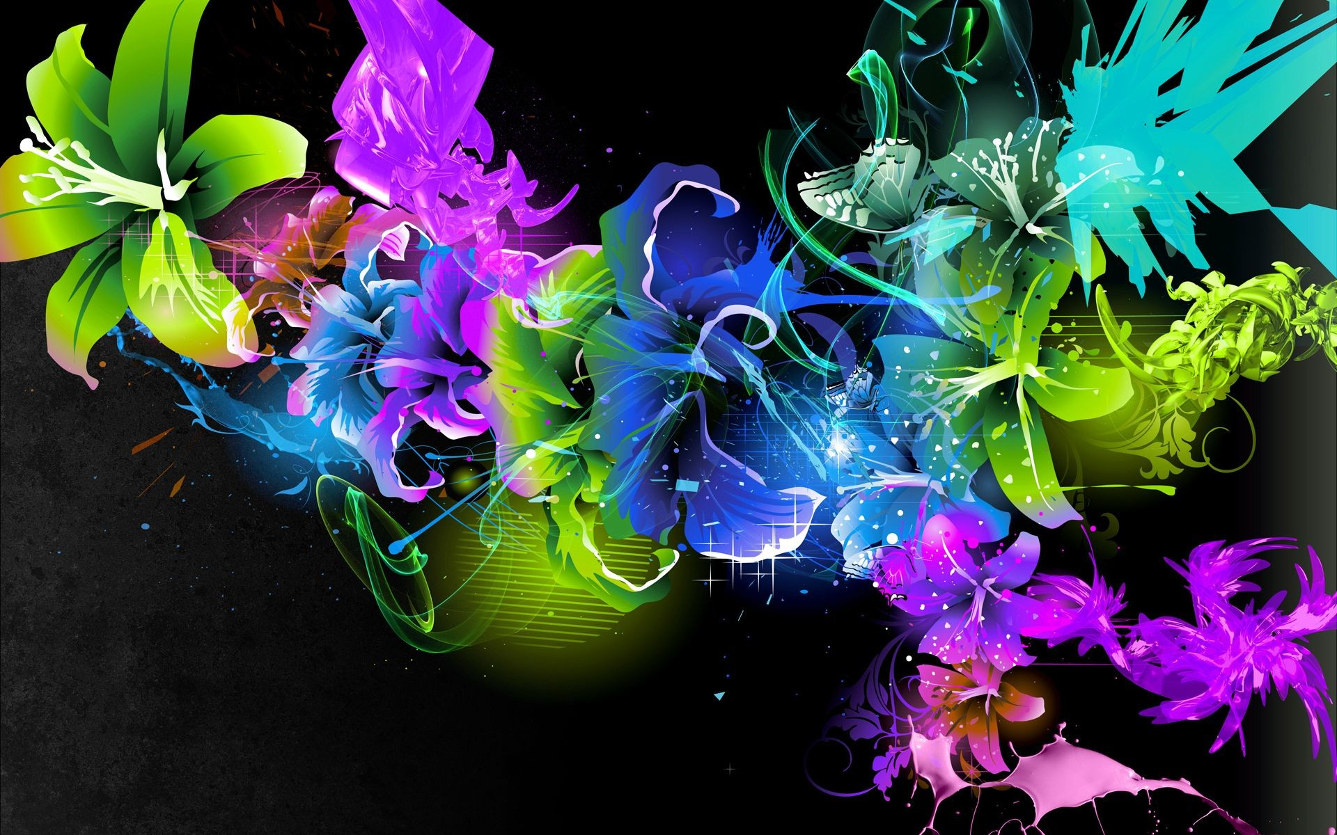 Abstract Art Wallpaper Desktop