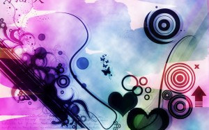 Abstract Love Wallpaper Image Pics