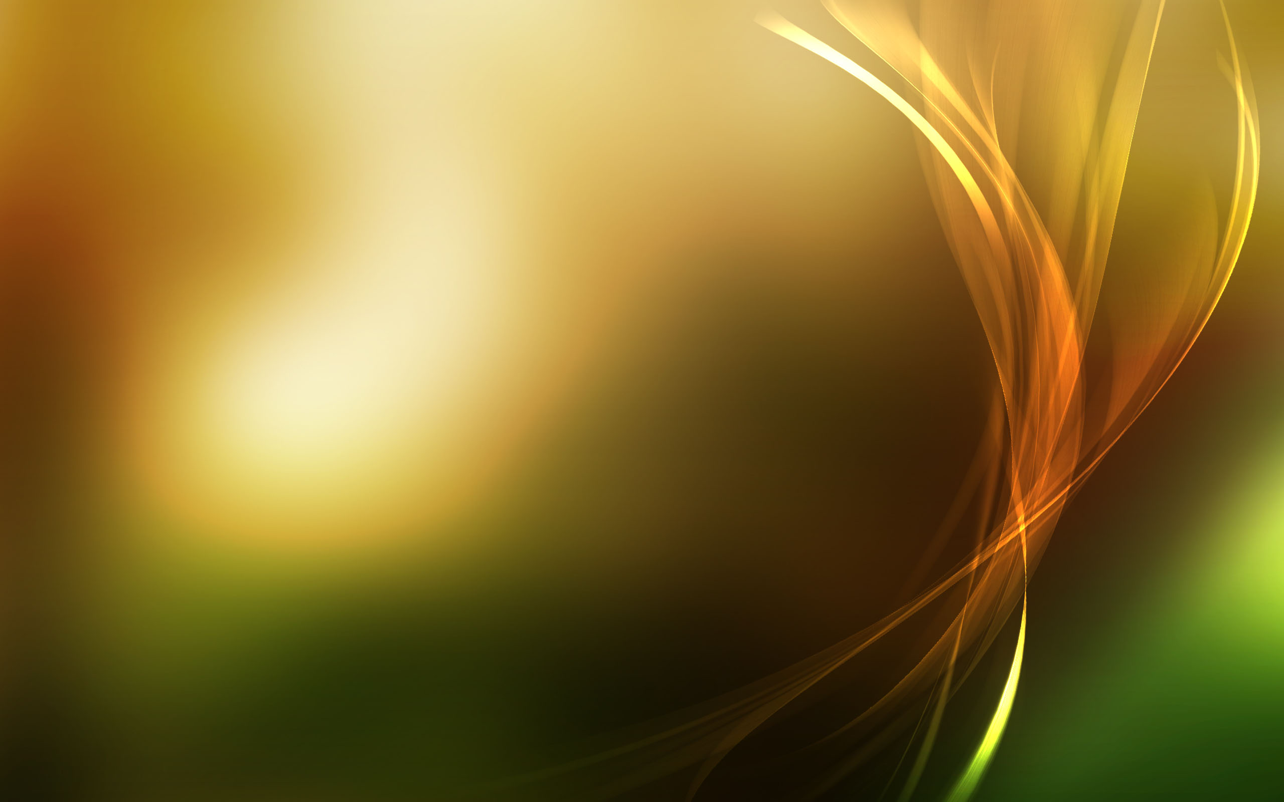 Abstract Wallpaper 2560×1600 Free Gold