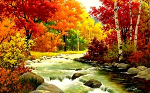 Autumn Fall Wallpapers River