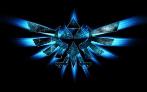 Blue Logo Symbol Cool Wallpaper