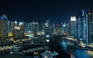 City Dubai Wallpapers 2560x1600