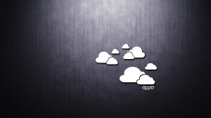 Cloud White Wallpaper Simple
