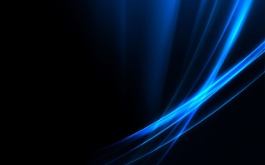 Computer Wallpaper Blue Light